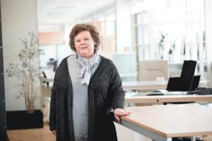 Anja Sundermeier 300x200 - Büromöbel