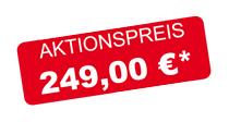 Aktionspreis 249,00 €