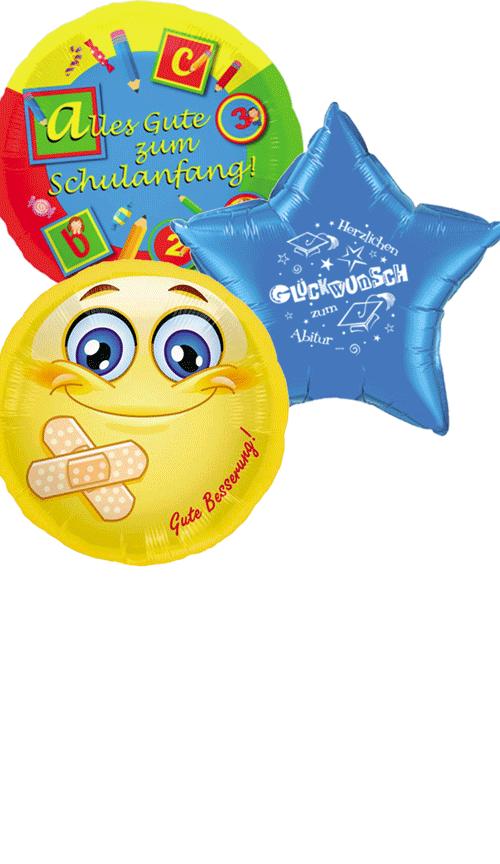 Ballon Schulanfang