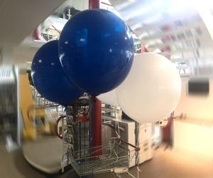 mega ballons 1 - Jetzt Neu: Mega-Ballons!