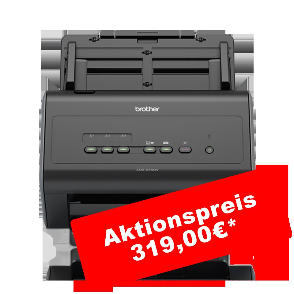 ADS2400N main - Kopierer, Drucker, Fax und Angebote