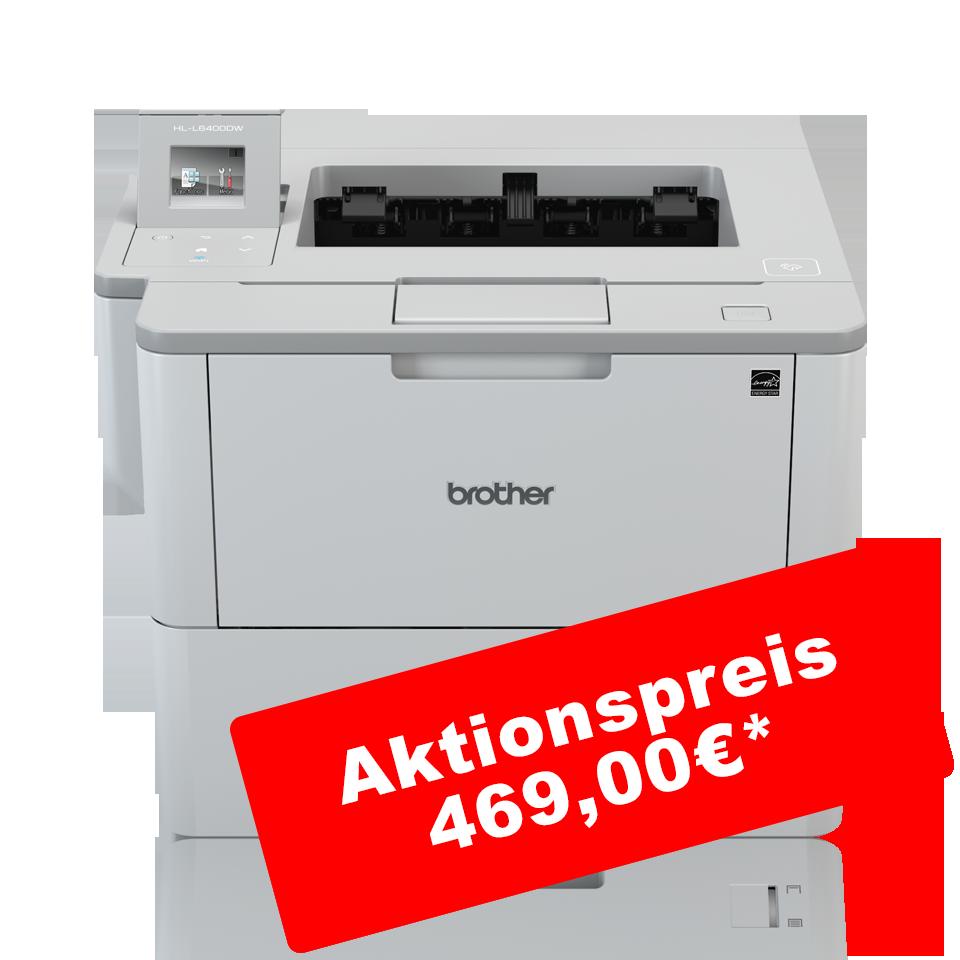 HLL6400DW 01 - Kopierer, Drucker, Fax und Angebote