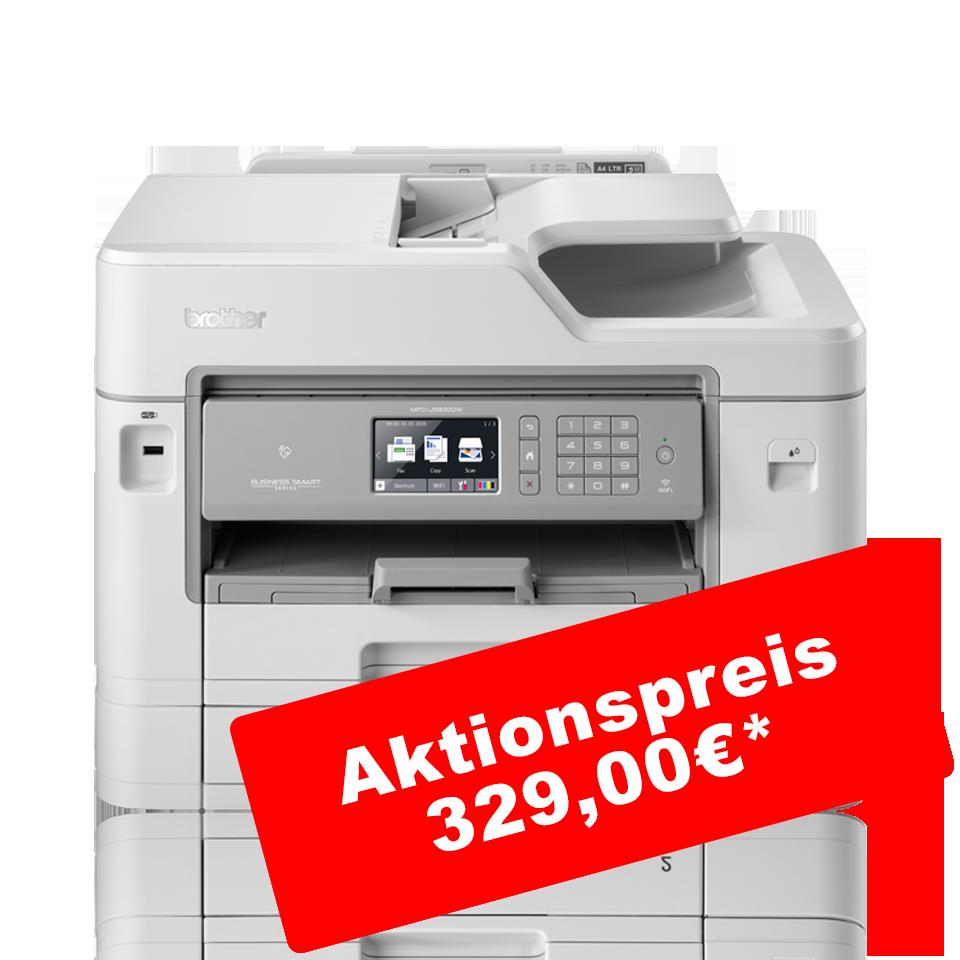 MFCJ5930DW main - Kopierer, Drucker, Fax und Angebote