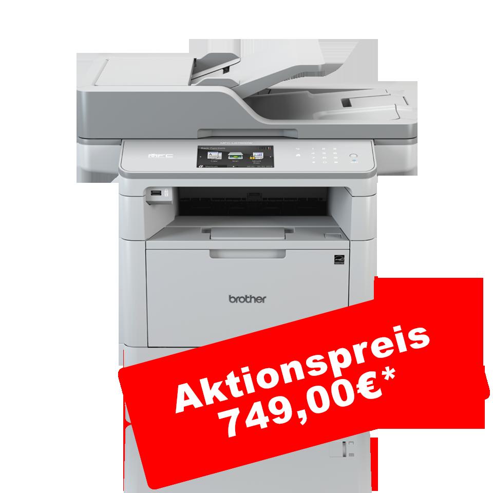 MFCL6900DW 01 - Kopierer, Drucker, Fax und Angebote
